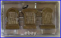 Disney Theme Parks Merchandise The Haunted Mansion Tombstones Set Of 3 WDW