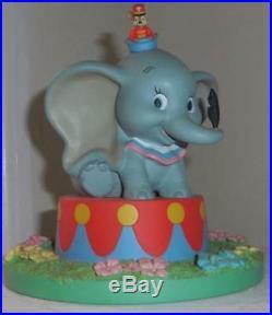 Disney Theme parks Rare Dumbo Circus statue