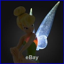 Disney Tinker Bell Light Up Figurine Theme Parks