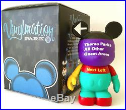 Disney Vinylmation 3 Park 6 Wdw Sign Theme Parks All Other Guest Areas Variant