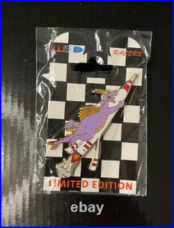 Disney WDI Figment Imagination WED Racers Rocket Pin LE 300 Rare! Mint