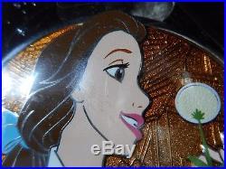 Disney WDI Imagineer LE 250 Pin Heroines Profile belle