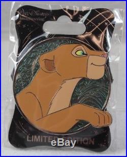 Disney WDI Imagineering LE 250 Pin Heroines Profile The Lion King Nala
