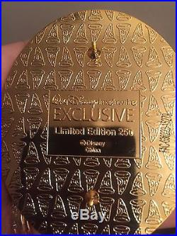 Disney WDI Imagineering Princess Gold Frame Cinderella LE 250 Pin