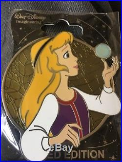 Disney WDI LE 250 Pin Heroines Profile Princess Eilonwy