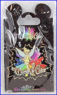 Disney WDI LE 300 Pin World of Color Tinker Bell Logo