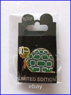 Disney WDI Main Street Electrical Parade 40th Anniversary Turtle LE 200 Pin