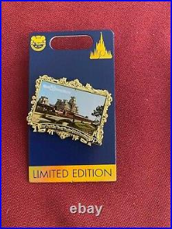 Disney WDW 50th Anniversary Countdown Pin set of 4! Plus bonus 5th pin LE 3000