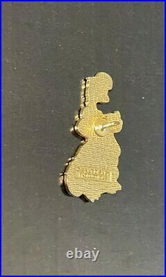 Disney WDW Epcot Figment In Tux Tuxedo Pin #4910 Holy Grail! Rare