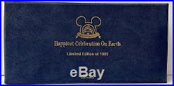 Disney WDW Happiest Celebration On Earth Theme Park Castles Super Jumbo LE Pin