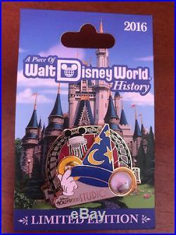 Disney Walt Disney World Piece of Walt Disney World History 2016 Sorcerer Mickey