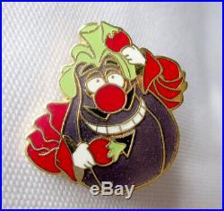 Disney World Kitchen Kabaret LOT Lapel Hat Pins Retired Epcot Fragment Cloisonne