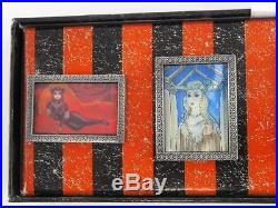 Disney World LE 750 HAUNTED MANSION Chanigng Portraits Boxed Pin Set Collection