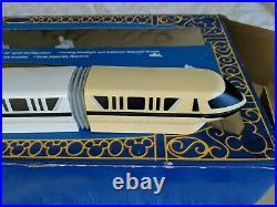 Disney World Land Theme Park Monorail Playset Original Box Complete RARE Vintage