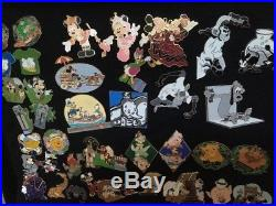 Disney World Pin Trading Collection LE Cast Limited Edition Lanyard Mickey