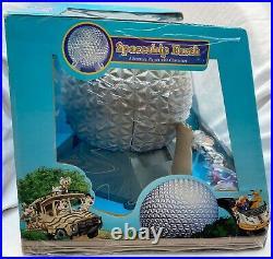 Disney World WDW Monorail Spaceship Earth Epcot Adventure Playset Toy Theme Park