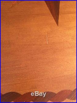 Disney World Yacht Beach Club Resort Nautical Guest Room Compass Desk Prop