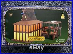 Disney's Polynesian Resort Monorail Toy Accessory Theme Park Collection with Box