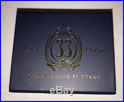 Disneyland Club 33 Ltd Edition 50th Anniv Pin for May, Ratatouille