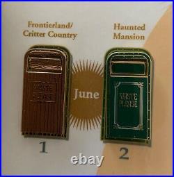 Disneyland Disney CM Exclusive Retired Trash Can Pins