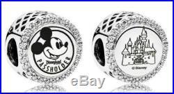 Disneyland Disney Exclusive Annual Passholder AP Mickey Pandora Charm