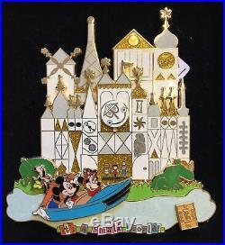 Disneyland E-Ticket Collection It's A Small World Pin (Jumbo)