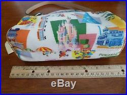 Disneyland Paris 20th Anniversary Barrel Bag Dooney Bourke Disney Theme Park LE