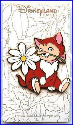 Disneyland Paris Cherry Blossom Series Dinah Pin (Alice in Wonderland)