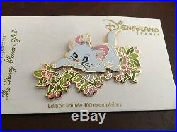 Disneyland Paris Dlp Disney Cherry Blossom Girl Marie Pin The Aristocats Le 400