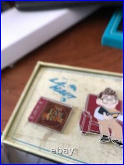 Disneyland Paris Up! Boxed Pin Set Surprise Release (Mon Livre D'Aventure)