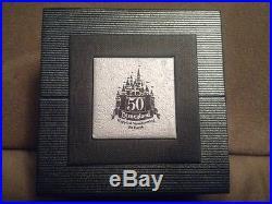 Disneyland Piece of the Matterhorn 50th Anniversary Limited Edition Prop