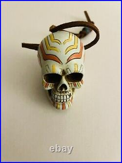 Disneyland skull Juju as seen in Disneys Jungle Cruise Movie. Rare