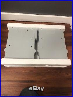 Extremely Rare Retired Disney Monorail Switch Station Disney Theme Park Collect