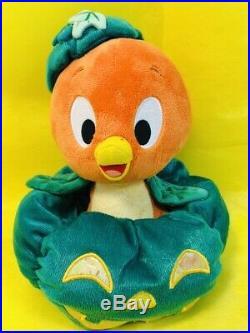 Florida Orange Bird Doll Halloween RARE Disney USED 2005