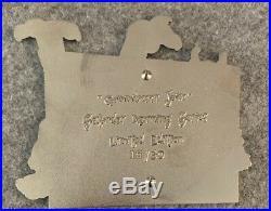 Gummi Bears Disney Fantasy Pin LE 16/50 Zummi Sunni Cubbi Ogre Toadwart Rare HTF