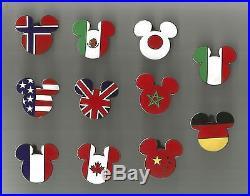 Huge Lot Of 41 Disney Collector Pin Pins Walt Disney World Mickey Snow White