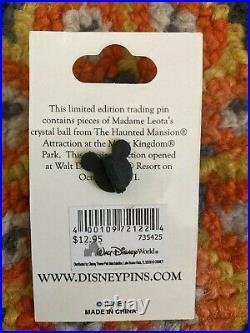 Haunted Mansion Madame Leota piece of history pin