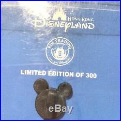 Hkdl Hong Kong disney Disneyland pin Moana Karibuni Marketplace Jumbo Hei Hei