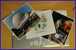 Innoventions Epcot'94 Press Kit RARE Disney World 1994 Bill Nye Apple AT&T HTF