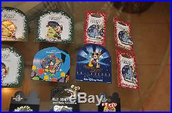 It's a small world! Disney limited edition (LE) trading pins! Bag included