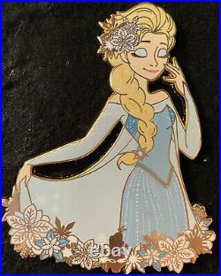 Ive Got A Dream Series Elsa Frozen Pin VHTF LE 100