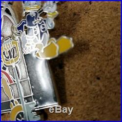Kingdom Hearts Goofy Sora Donald Pin 74535 Disney Hot Topic Rare HTF