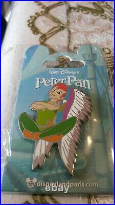 Lost Boys Nana Wendy Peter Pan series Disney Paris Dlrp Dlp 2018 December 4 Pins