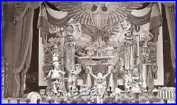 MARC DAVIS ORIGINAL ART Theme Park Concept Acrobats Clowns Disneyland Disney
