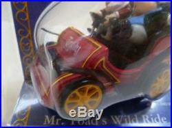 MIP Disney MR TOAD'S WILD RIDE Die Cast Disneyland Theme Park Collection Attract