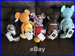 Mickey Mouse Memories Plush January February March April May
