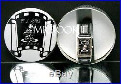 Mickey Mouse Watch Walt Disney Theme Park Studio Watch New NIB