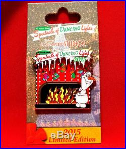 Mickey's Very Merry Christmas Party 2016 MAP+Spectacle of Lights 2015 Disney Pin