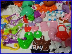 Mr. Potato Head Lot 20 lb Disney Theme Park, Silly Suitcase, Pop&Sing, Preschool
