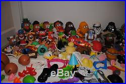 Mr. Potato Head Lot Star Wars, Toy Story, Disney Theme Park Accessories & More